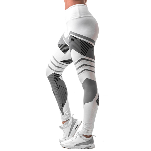 Yoga Pants S-XXXL Plus Size Leggings Sport Women Fitness Legging Slim Stretch Running Tights Women Leggins Ropa Deportiva Mujer