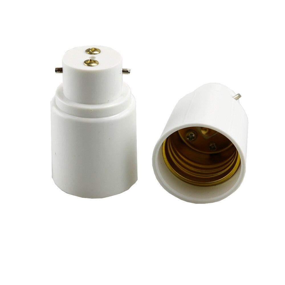 Новинка B22-E27 Светодиодная галогенная лампа CFL, базовая лампа, адаптер, конвертер, розетка, держатель, сменная розетка, универсальный удлинит...
