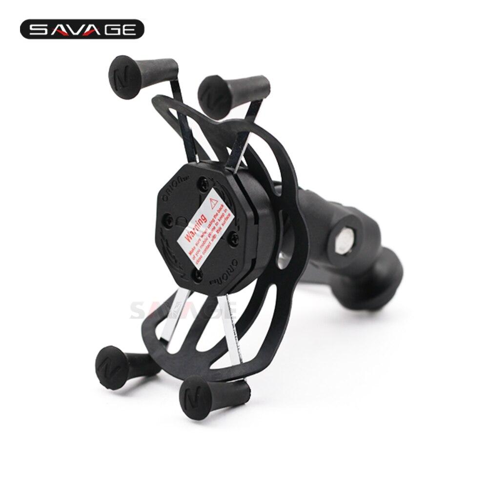 Support de Navigation téléphonique pour HONDA FORZA 300 NSS 250 Reflex NSS 300 GPS Navigation moto accessoires support cadre Mobile