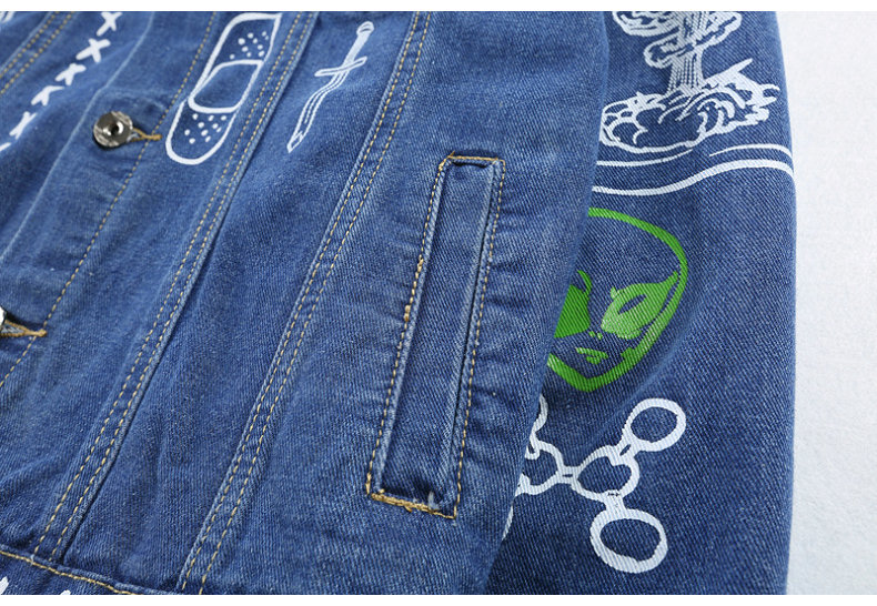 HTB1T2Hgd4jaK1RjSZFAq6zdLFXan Hip Hop Fashion Printed Jeans Jacket Men Cotton Casual Streetwear Autumn New Denim Jacket Coat For Men