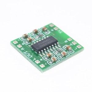 5PCS/LOT PAM8403 Super mini digital power amplifier board miniature class D power amplifier board 2 * 3 w high 2.5-5 v USB