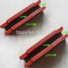 KONE/Schindler/Mitsubishi лифт руководство обуви 120*10 мм 120*16 мм, полиуретан руководство загрузки