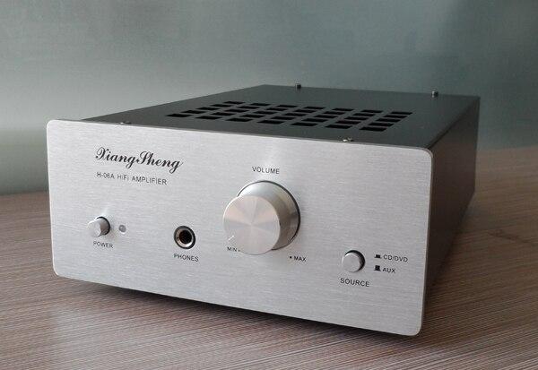XiangSheng H-06A LM4766T 6J1 amplificateur de casque amplificateur hybride XSH06A