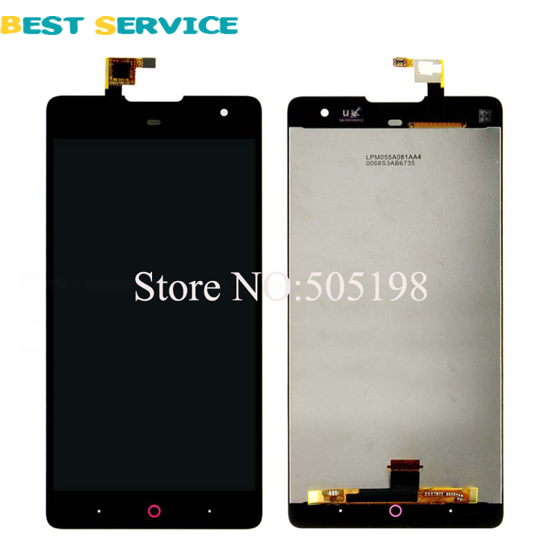 ФОТО For ZTE Nubia Z7 Max LCD Screen Display With Touch Digitizer Screen Assembly