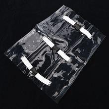 1 шт. стоматологический стул коврик подушка для ног Стоматологическое Кресло Блок пылезащитный чехол пластиковый прозрачный протектор с эластичными лентами клиника поставка