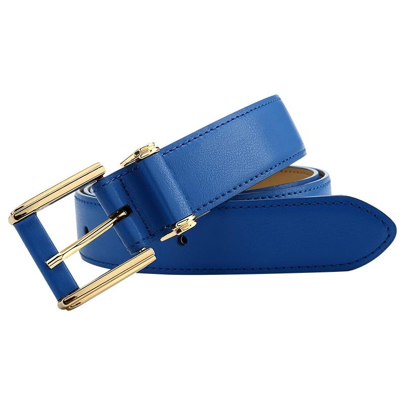 CASTELLES Formal Belts For Women 6 colors Designer Fashion Female Belt Woman High Quality Genuine Leather Cinturones Mujer (4)