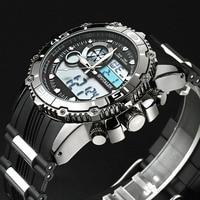 Männer Uhren Luxusmarke Sportuhr LED Digital Military Watch Männer Mode Lässig Elektronische Armbanduhr Männlich Relogio Masculino