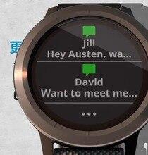 GPS Garmin vivoactive3 smart watch NFC payments Heart Rate Tracker Activity Sleep Tracker  Fitness Tracker watch ticwatch