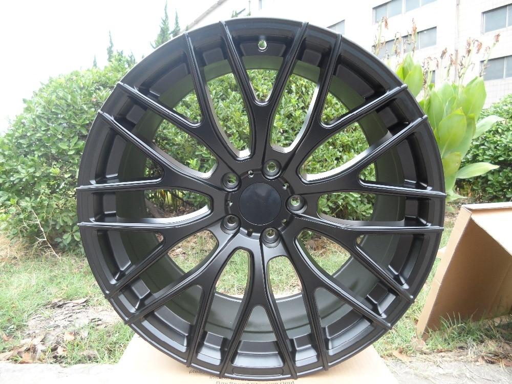 19x9 5 et35 5x120 OEM alloy wheel rims W008