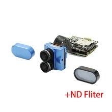 Caddx Tarsier 4K 30fps 1200TVL Dual Lens Super WDR WiFi Mini FPV Camera HD Recording DVR Dual Audio OSD for RC Racing Drone