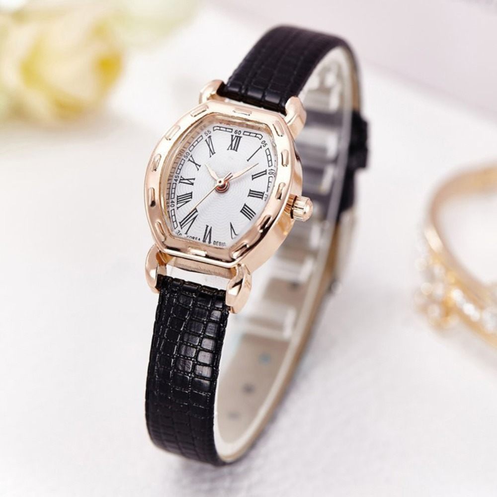 2018 Casual Women's Watches Bracelet Quartz Ladies Watch Women Clock Wrist Watch Relogio Feminino bayan kol saati christmas gift retro design leather band analog alloy quartz wrist watch relogio feminino women watches reloj mujer bayan kol saati