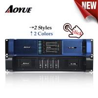 DS 20Q 4 Каналы 4000 W 2200 W x 4 Профессиональный усилитель мощности звука для сабвуфера