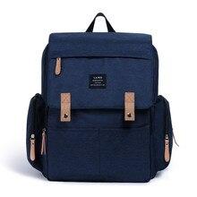 Сумки для подгузников LAND Mommy, рюкзак Landuo Mummy, большой вместительный дорожный рюкзак для подгузников, удобные детские сумки для кормления, 11 видов