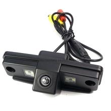 CCD HD ночного видения Автомобильная камера заднего вида автомобиля монитор PA резервного копирования программа для просмотра Subaru Forester & Impreza (3C) /Outback Обратный Cam
