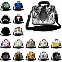 Universal 14.1 14.4 Neoprene Notebook Laptop Sleeve Bags 14 Inch Protector Briefcase Bag Pouch Case For Dell Inspiron 14R