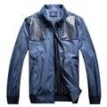 Angelo galasso куртка мужская 2017 новый стиль оказалось воротник комфорт случайные высокое качество элегантный мужской clothing бесплатная доставка