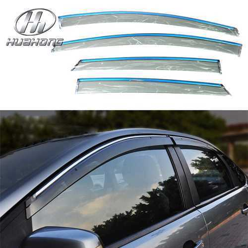 For Ford Focus 2 Focus 3 window visor Awnings & Shelters Exterior decoration products accessory 2005-2015