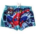 Baby Boys Swimwear Kids Swimming Trunks Superman Car Mickey Iron Man Cartoon Patterns Boys Swimming Trunks Summer New Arrival