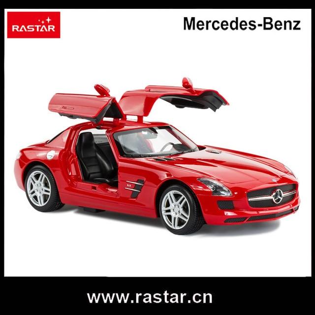 Rastar Licensed R C 1 14 Mercedes Benz Sls Amg Opened Door Manually