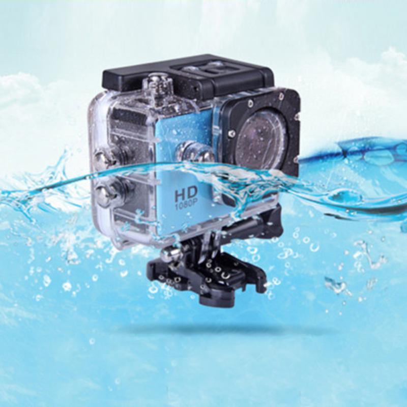 "1080p  Action Camera Car Recorder 2.0"" LCD Mini camera Ultra HD 4K WiFi Action Cam Go Underwater Pro 30M Sports Camera F60"