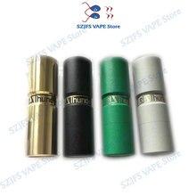 SUB TWO Elthunder MOD E Cigarette Top Refill VAPE RDA RDTA fit with 510 thread 18650 Battery   High quality mechanical mech mod недорого
