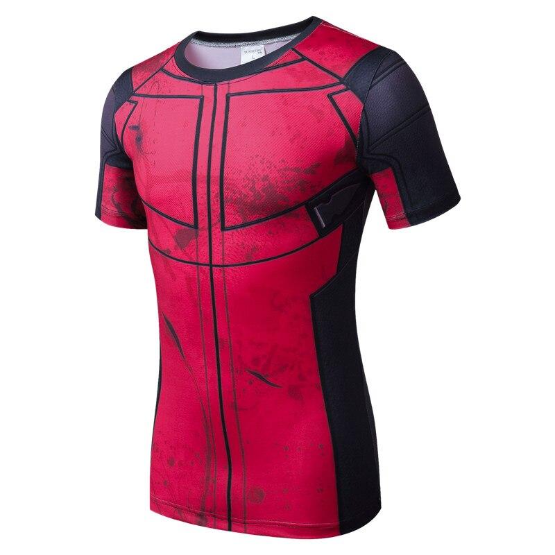 New bike jersey Spider Man sported Jersey cycling Civil War Tee like 2018  sport Raglan sleeve Slim Fit Tops jerse 0c6f1f7e4