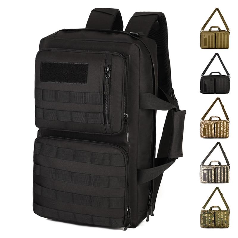 Multi purpose outdoor font b Backpack b font 35L High capacity Nylon Camo font b Tactics