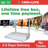 Lifetime free Arabic Iptv Box Subscription Germany Malaysia Usa France Spain India UK Italy Channels HD Tv Box 1000+Channel