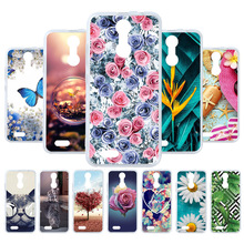 3D DIY Soft Silicone Case For Oukitel C8 Case Coque For Oukitel C8 Cover Painted Case Back Cover Fundas For Oukitel C8 Housings