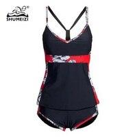 2017 Bikinis Women Swimsuit Printed Swimwear Women Bikini Set Swimsuit Women S Swimming Suit Plus Size