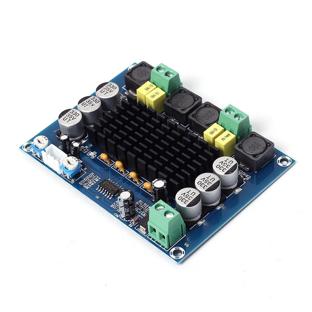 TPA3116D2 Dual channel Stereo High Power Digital Audio Power Amplifier Board 2x120W XH M543 8 SD998