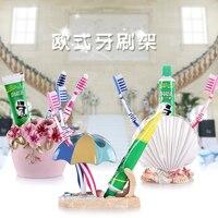 Nhựa bàn chải đánh răng rửa lưu trữ trên răng đánh răng các cặp vợ chồng bàn chải đánh răng giá răng paste ống chỗ shukoubei