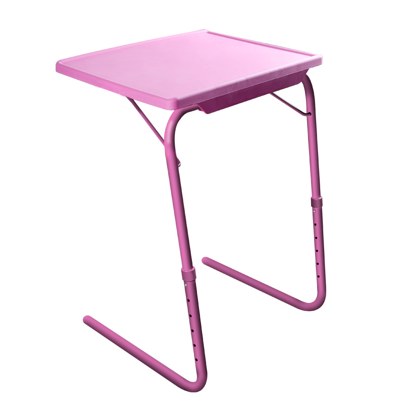 B Lightweight Foldable Computer Stand Simple Plastic Computer Table Height Adjustable Laptop Desk Notebook PC Desk Side tableB Lightweight Foldable Computer Stand Simple Plastic Computer Table Height Adjustable Laptop Desk Notebook PC Desk Side table