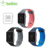 Belkin Original Sport Light Flexible Breathable Silicone Hand Washable Strap Band For Apple Watch 38mm 42mm