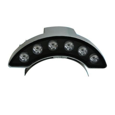 venda quente 6 w led telha luz