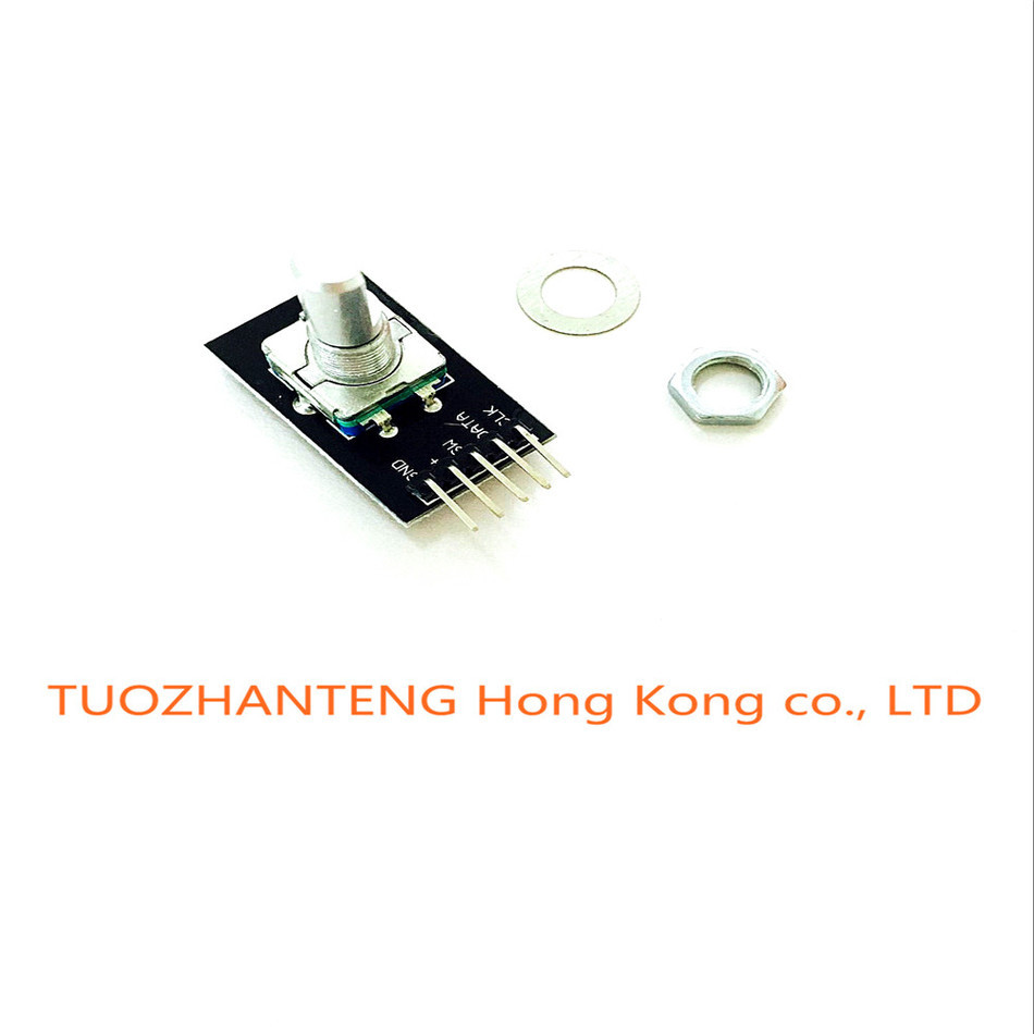 1pcs Rotary Encoder Module for Free Shipping Dropshipping for Arduino