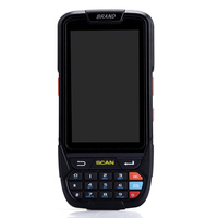 Android PDA 4G Network Handheld Rugged Smartphone Portable 2D Barcode Scanner