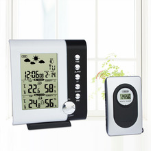Buy JIMEI H105G 433MHz Wireless Weather Station LCD Digital Indoor Outdoor Thermometer & Hygrometer with confortable