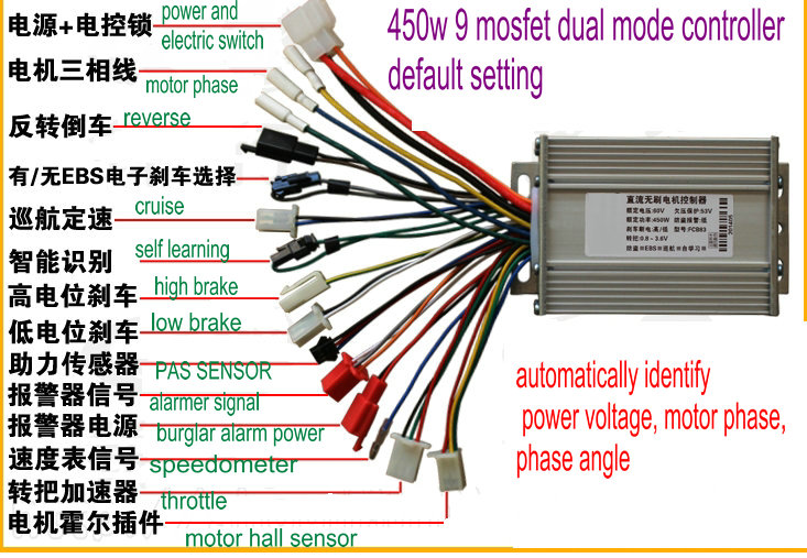 Brushless Motor With Hall Sensor 5pcs Hall Sensor