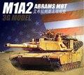 TAMIYA35269 бак в сборе модель Американский M1A2 Abrams танк модели