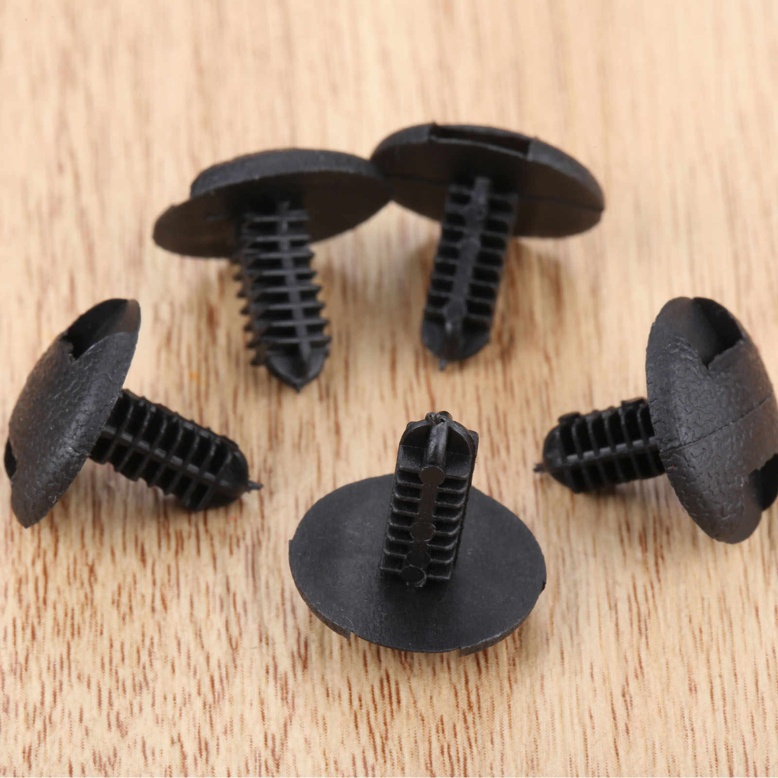 50Pcs Car Trunk Luggage Covers Compartment Trim Panel Fastener Rivets For TOYOTA LEXUS NISSAN Retainer