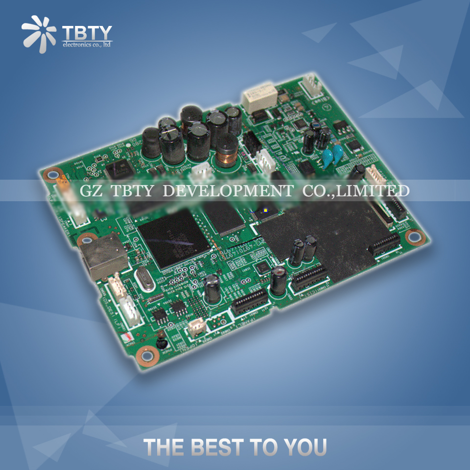 100% Test Main Board For Canon MX320 MX328 MX 320 328 Formatter Board Mainboard On Sale mainboard for canon lbp 5300 lbp5300 rm1 4421 formatter board main board on sale