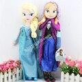 Disney Игрушки 50 См Замороженные Эльза Анна Принцесса Игрушки Для Девочек И Девушек Малыш Игрушки Куклы Дешевые Juguetes Brinquedos Infantis Ty029