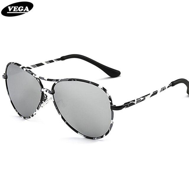 b8858b058c VEGA Youth Kids Sunglasses Polarized Camouflage Girls Boys Sunglasses Baby  Aviator Glasses With Pouch UV400 569