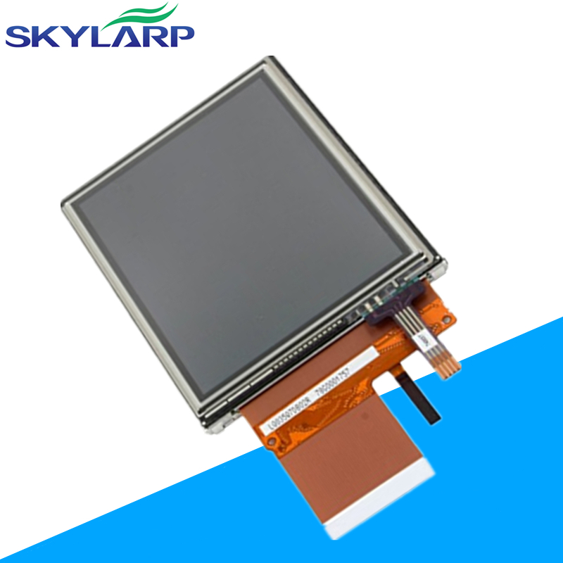 LCD for Motorola for Symbol PPT8846 PPT8800 PPT8810 PPT88XX LCD Display Screen Panel with Touch Screen Panel Glass Digitizer