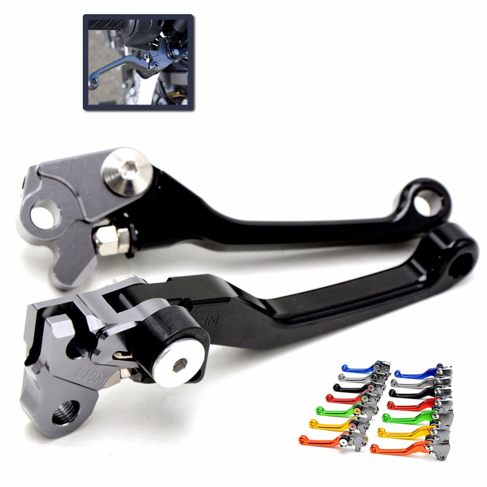 7 colors Motorcycle CNC Pivot Brake Clutch Levers For SUZUKI DR-Z400SM XR650L RMX250 DRZ400 DRZ400S/SM DR250R DJEBEL 250XC for yamaha yz80 yz85 kawasaki kdx200 kdx220 suzuki rm85 rm125 rm250 drz125l cnc dirttbike pivot brake clutch levers blue