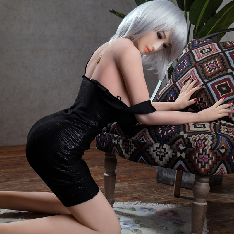 2019 New 168cm Europe women Love <font><b>doll</b></font> Dental teeth Vaginal and anal Full <font><b>TPE</b></font> with Skeleton <font><b>sex</b></font> <font><b>doll</b></font> sexy shop image