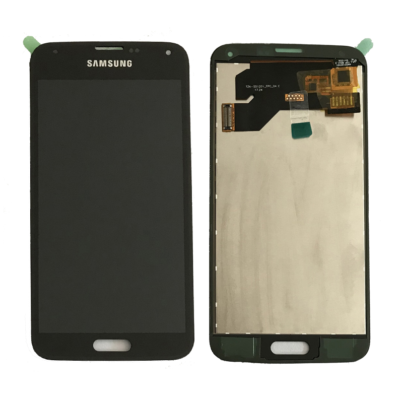 For Samsung S5 G900F LCD Display Screen Touch Digitizer Assembly Compatible for Samsung Galaxy S5 G900 G900A G900T G900I LCD