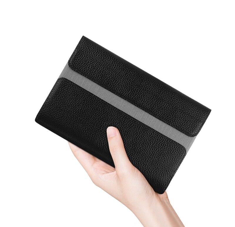 Nieuwe originele 1:1 Luxe Lederen Case Voor Onenetbook OneMix2 7 ''Notebook Cover voor Een netbook Een Mix2 laptop case-in Laptoptassen & Koffers van Computer & Kantoor op AliExpress - 11.11_Dubbel 11Vrijgezellendag 1