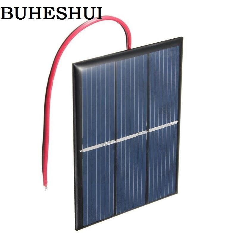 Buheshui 0 65w 1 5v Mini Solar Cell Polycrystalline Diy